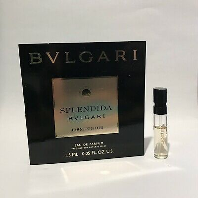 Bvlgari Splendida Jasmin Noir parfum sample 1,5ml