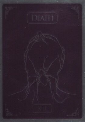 Penny Dreadful Season 1 Rare NSU Exclusive XIII Death Tarot Promo Card