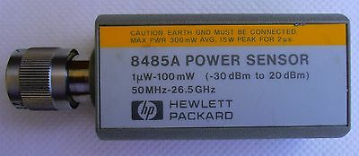 HP 8485A Power Sensor 50 MHz to 26.5 GHz