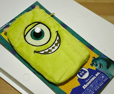 1pc Disney Pixar Monsters Inc Mike multi purpose Mobile phone Bag Pouch Case