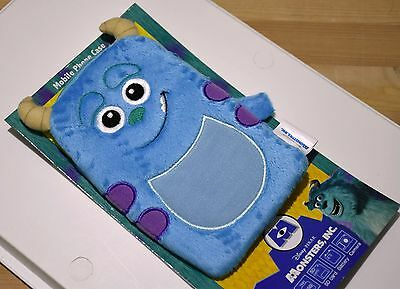 1pc Disney Pixar Monsters Inc Scully multi purpose Mobile phone Bag Pouch Case