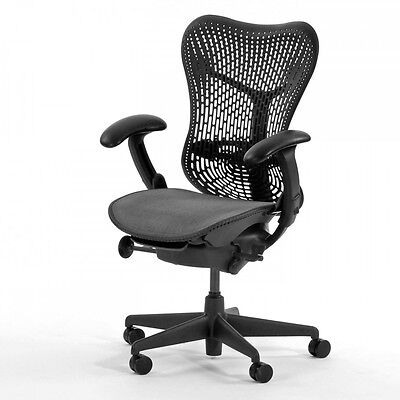 Herman Miller Mirra Task Chairs High Quality Executive Mesh Ergonomic Orthopedic