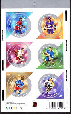 Canada 2004 Booklet #284 NHL All-Stars