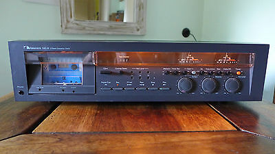 NAKAMICHI 580M 2 Head Tapedeck Sammlerzustand Perfect Condition