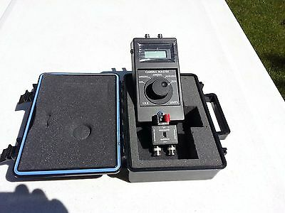 FM Systems Camera Master CM-1 with Extras
