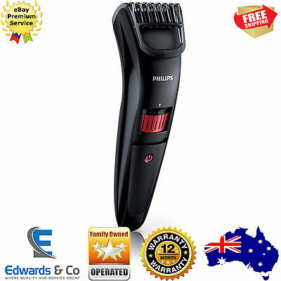 Philips Shaver Electric Beard Trimmer Blade Cordless Clipper QT4005 Series 3000
