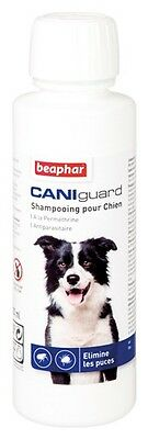 Shampooing pour chien antiparasitaire CANIguard Beaphar 200ml