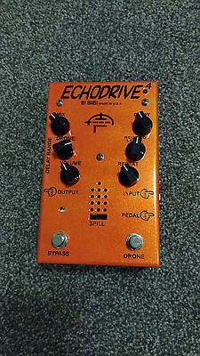 SIB Effects Echodrive Orange Limited Run