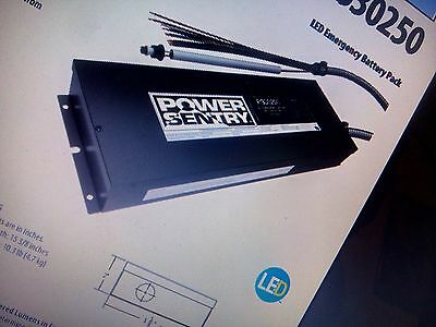 Power Sentry Ps30250 Emergensy Led  Battery Back-Up  No-Tax