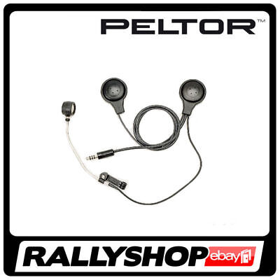 Peltor MT632, Headphones Headset, Rally Car, Open Helmet, CHEAP DELIVERY WORLD!!