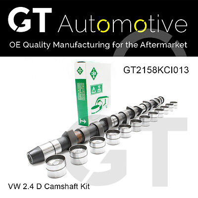 Vw Camshaft Kit: 2.4 Td 1G, 1S, Acl, Act, Dv, Dw 075109101F & 075109101C