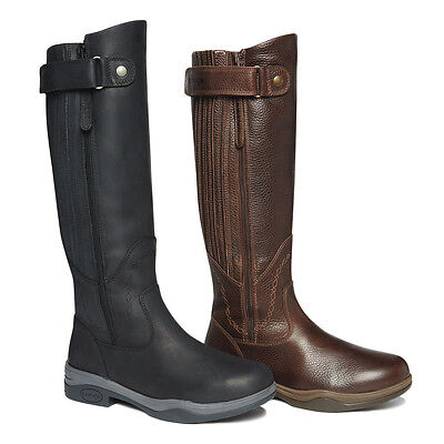Kanyon Gorse X rider 2 Leather Riding boots, outdoor country boots,  Waterproof