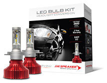 JW Speaker 990004D 3600 H4 6200k white Driverless LED Headlight Kit