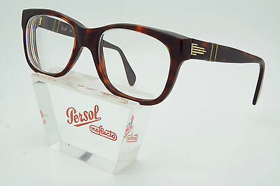 60' VINTAGE / RARE *PERSOL 305  by RATTI MEFLECTO * 18K GOLD  FRAME 649 714 6201