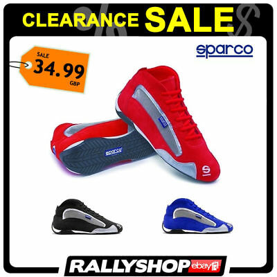 Sparco X-Light K shoes Sport Boots Racewear Rally Race Racing CLEARANCE SALE!