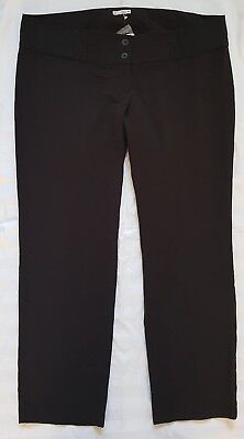 Ladies Plus Size 20 Womens Under The Bump Maternity Trousers Comfort BNWT Target