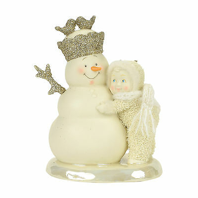 Dept 56 2017 Dream Snowbabies You're My King #4058462 NIB FREE SHIP 48 STATES
