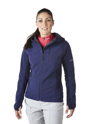 Berghaus Womens Ben Oss Windproof Hooded Jacket RRP £90