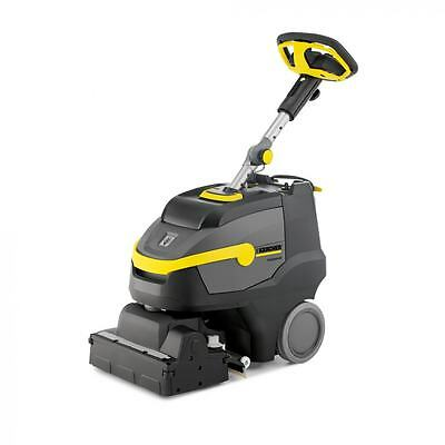 Karcher BR 35/12 Bp Walk-Behind Compact Floor Scrubber - Former Demo Unit