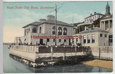 (45440) AK Queenstown (Cobh), Royal Yacht Club House, vor 1945