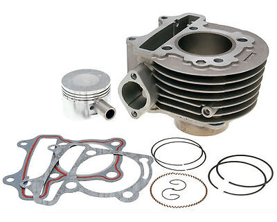 125cc Barrel Piston Kit Ring Set for Sinnis Harrier 125