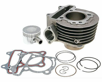 125cc Barrel Head Piston Kit Ring Set For Sinnis Shuttle 125