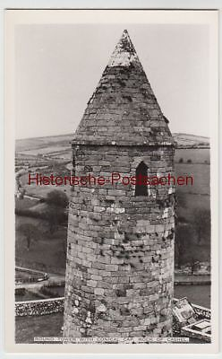 (53262) Foto AK Rock of Cashel, Round tower w. conical cap