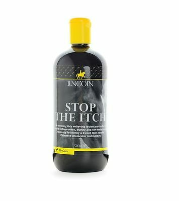 Lincoln Stop The Itch,  horse sweet itch treatment - 500ML Bottle