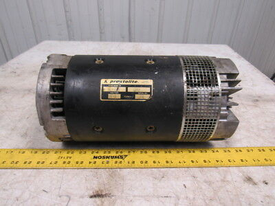 Prestolite MGT 4005 36VDC Electric Hydraulic Pump Motor  From a Clark NP20 Lift