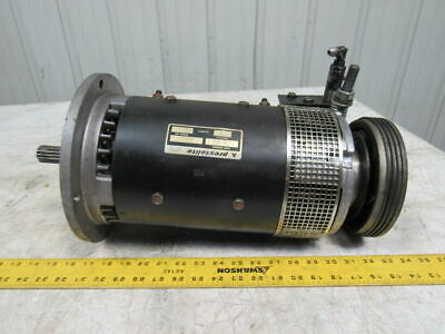 Prestolite MGT 4006 36VDC Electric Motor Drive Assembly From a Clark NP20 Lift