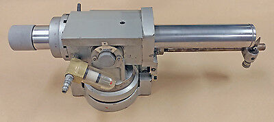 Air Bearing Fixture With Stylus and Index Collar,  Air Float