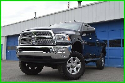 2014 Ram 2500 Laramie Repairable Rebuildable Salvage Runs Great Project Builder Fixer Easy Fix Save