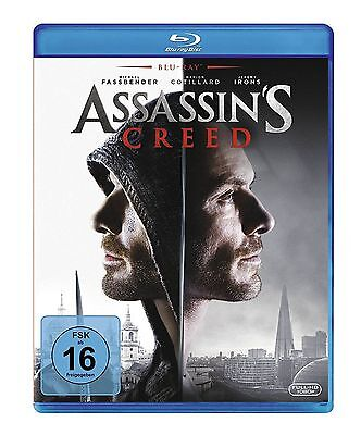 Assassin's Creed * (Blu-ray) DVD * 2017 * NEU & OVP