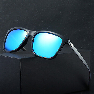 Men's Polarized Driving Sunglasses Outdoor Sports Fishing Colored Eyewear