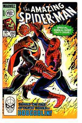 Amazing Spider-Man 250 Very Fine/Near Mint VF/NM / Combined Shipping