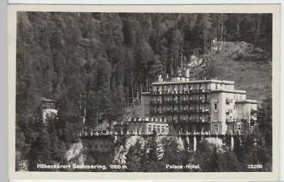(12627) Foto AK Semmering, Palace Hotel 1939