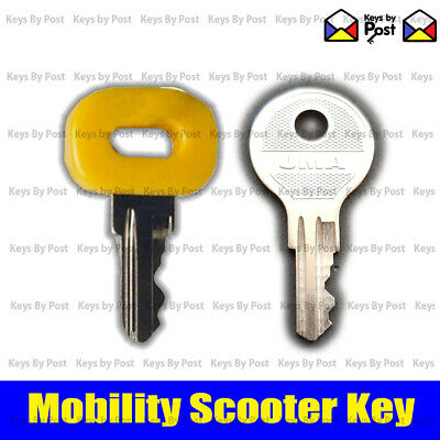 SPARE SHOP RIDER  Mobility Key Sunrise Medical Sterling,Little Gem, Scootie S10