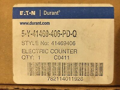 Eaton Counter 5-Y-41469-406-PD-Q