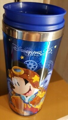 TRAVEL MUG / Tasse de Voyage 25E Disneyland Paris 25