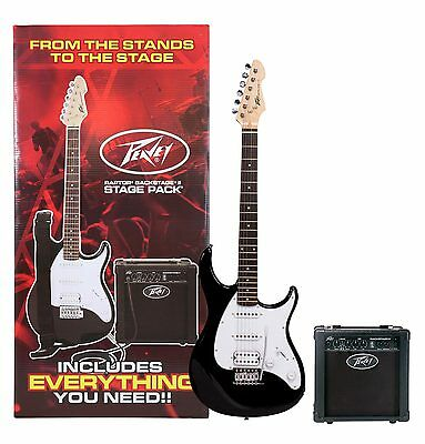 Peavey Raptor Plus Stage Pack - Electric Guitar & Combo Amplifier 03585340