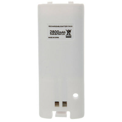 2800 mAh 2800mAh Rechargeable Battery Pack For Nintendo Wii Controller ES