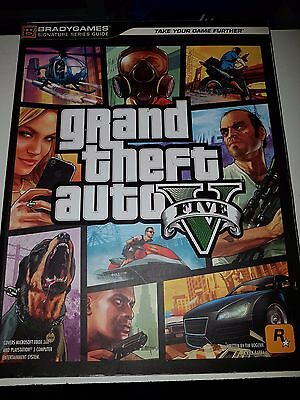 Grand Theft Auto V Signature Series Strategy Guide By Tim Bogenn Paperback