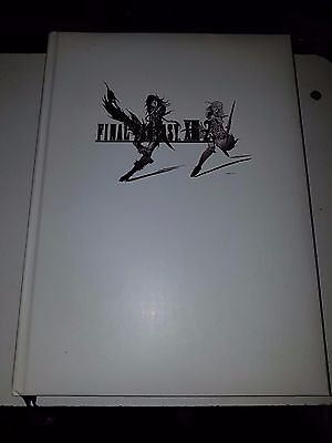 Final Fantasy XIII-2 The Complete Official Guide Collector's Edition - LIKE NEW