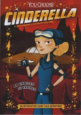 NEW Cinderella By Jessica Gunderson Paperback Free Shipping