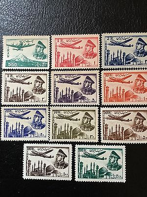 Middle East stamps , persanes