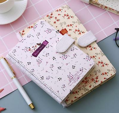 Cute Student Notebook Girl & Boy Diaries School Stationery Office Supplies