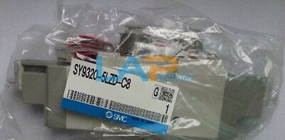 1PC New SMC SY9320-5LZD-C8 Solenoid Valve