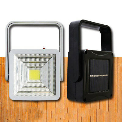 LED Rechargeable Solar Power Super Bright Camp Outdoor Emergency Lamp Tent Light