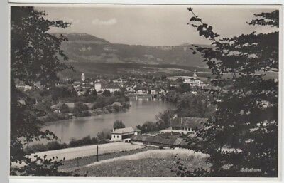 (13108) Foto AK Solothurn, Panorama, vor 1945