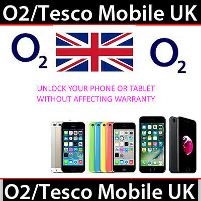 O2 Tesco Giffgaff Uk Iphone 4S 3Gs 5S 6S Factory Unlock -Clean Imei-Fast Service